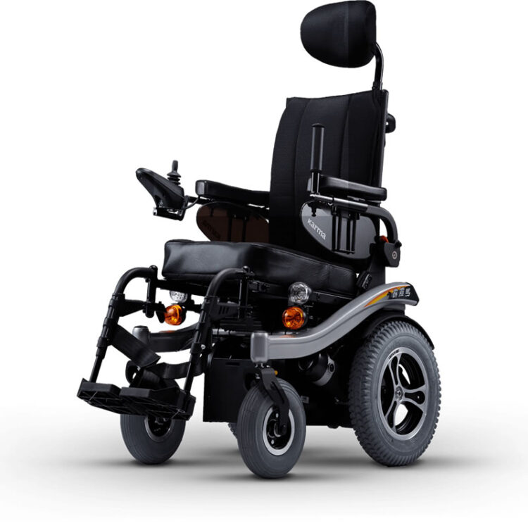 Akülü Tekerlekli Sandalye Karma Blazer Sling KP31T