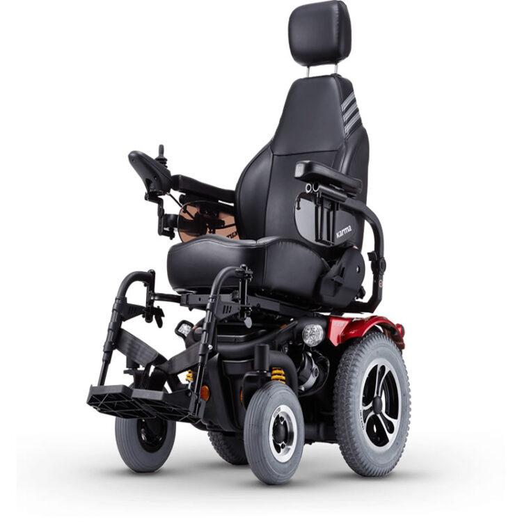 Akülü Tekerlekli Sandalye Karma Leon Captain