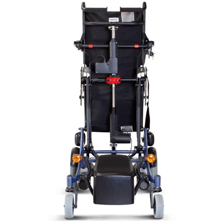 ERGO KP80 Stand Ayağa Kaldıran Akülü Tekerlekli Sandalye