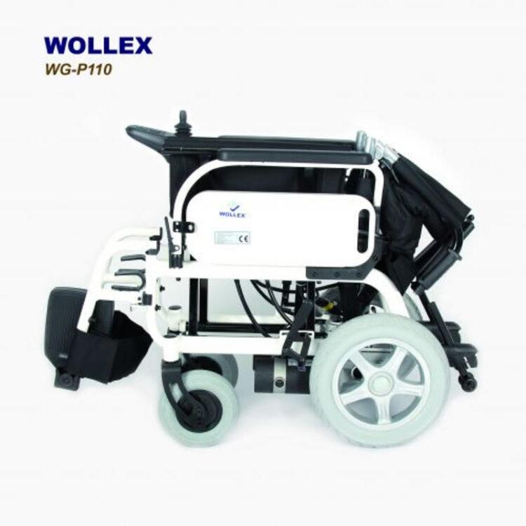 Akülü Tekerlekli Sandalye Wollex WG-P110