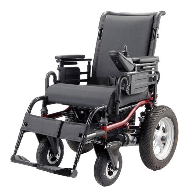 Akülü Tekerlekli Sandalye Comfort EB 206 RS2