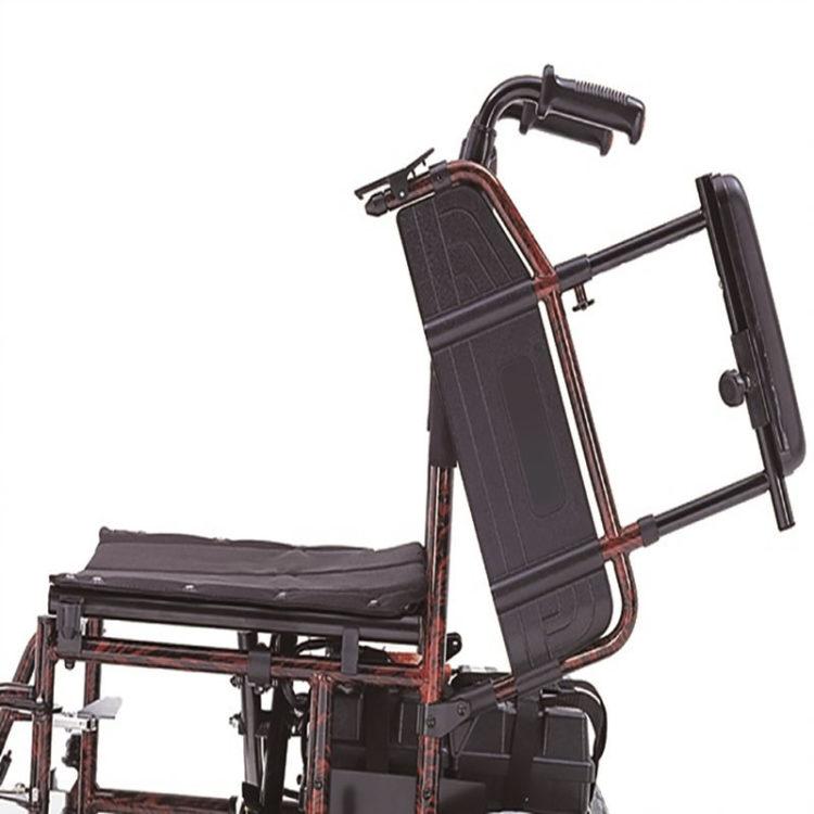 Katlanabilir Akülü Tekerlekli Sandalye Jetty JT110