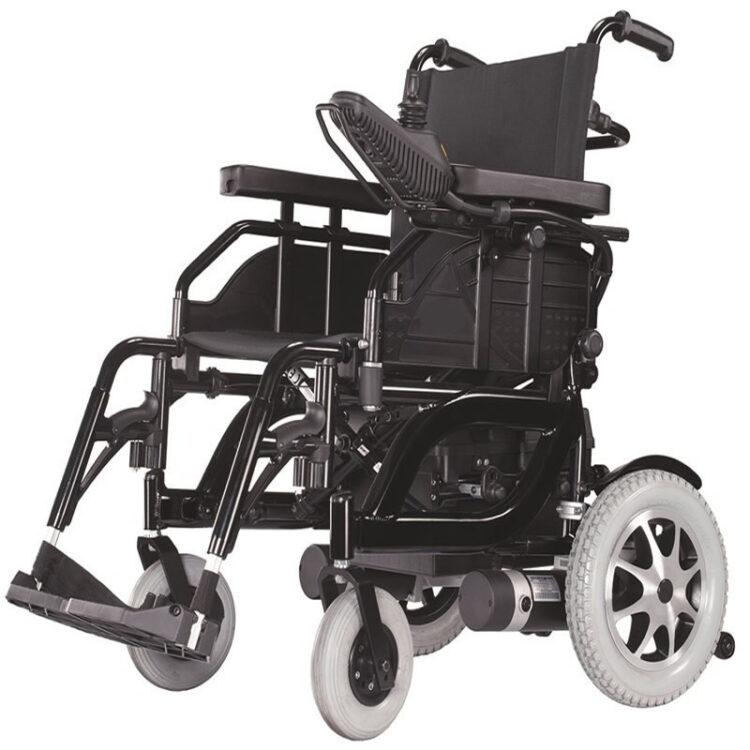 Katlanabilir Akülü Tekerlekli Sandalye Jetty JT-118