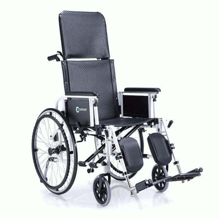 Manuel Tekerlekli Sandalye Comfort K9 Recliner