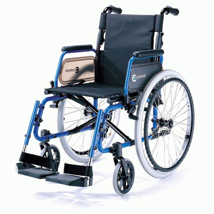 Manuel Tekerlekli Sandalye Comfort SL 7100A FB 24