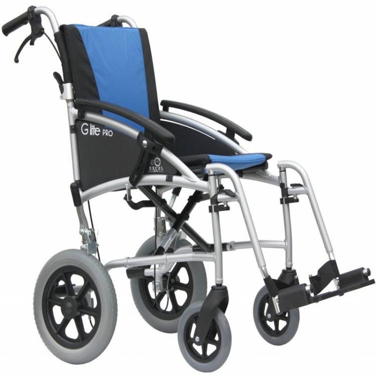 Manuel Tekerlekli Sandalye Excel G-Lite Pro 12