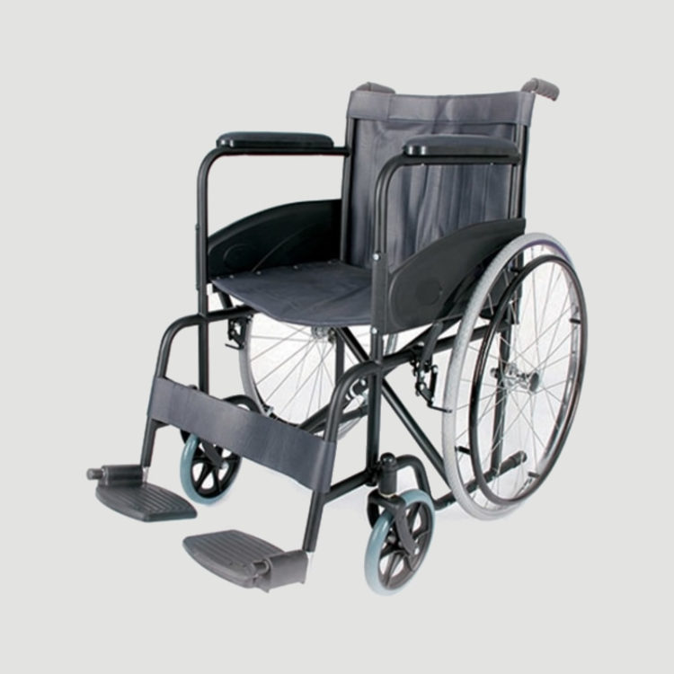 Manuel Tekerlekli Sandalye Wollex W809E