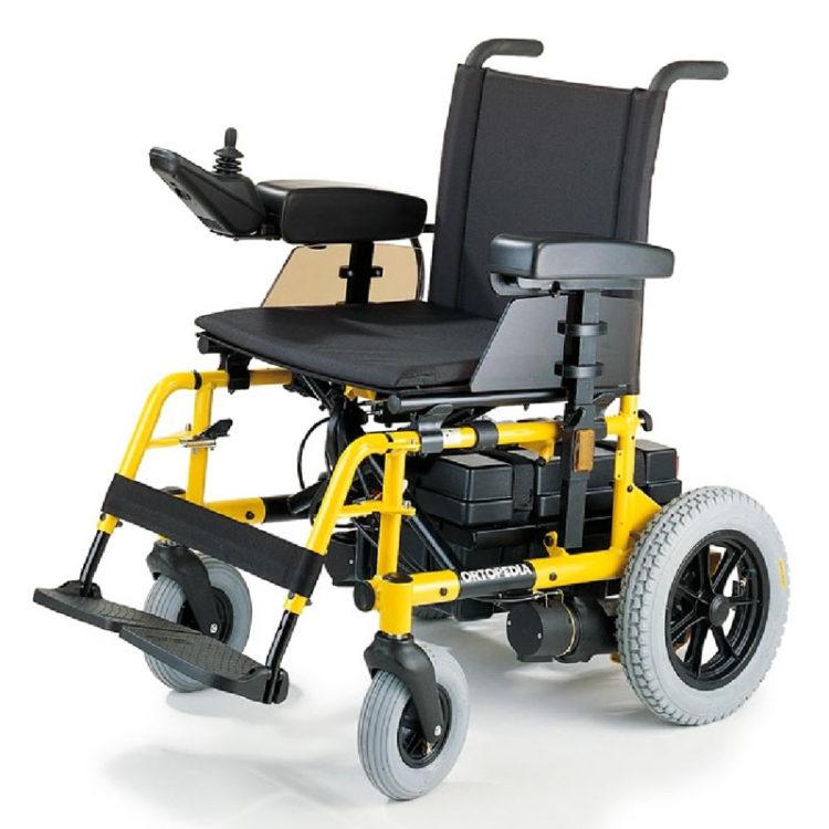 Akülü Tekerlekli Sandalye Meyra Clou 9500