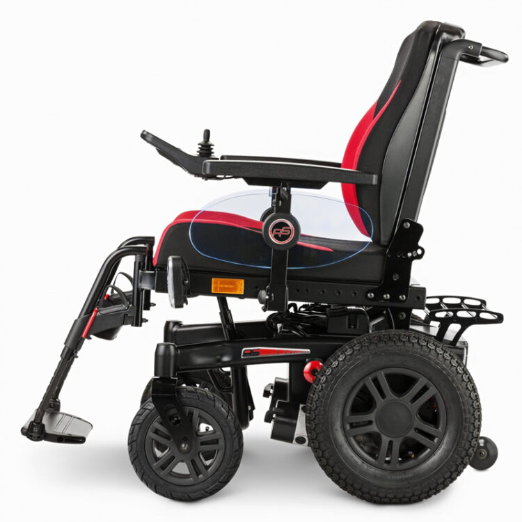 Akülü Tekerlekli Sandalye Meyra iChair MC2 RS 1615