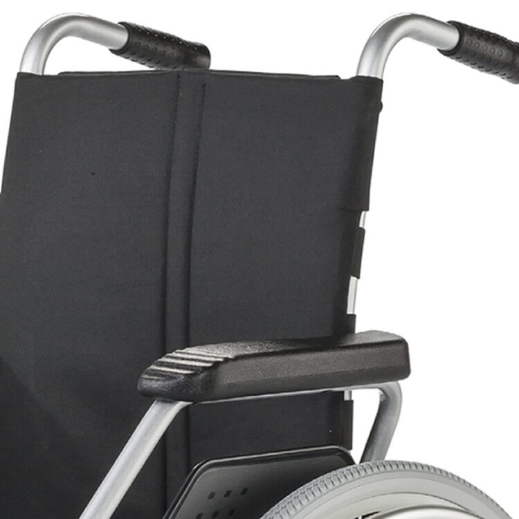Manuel Katlanabilir Tekerlekli Sandalye Meyra Format