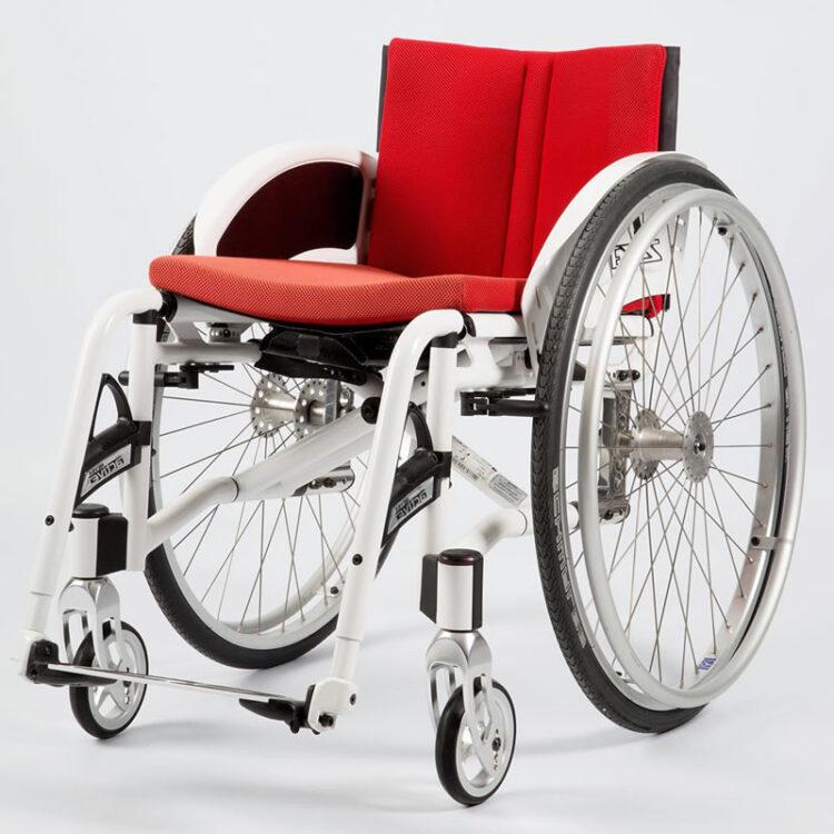 Manuel Tekerlekli Sandalye Meyra Aktif ZX3