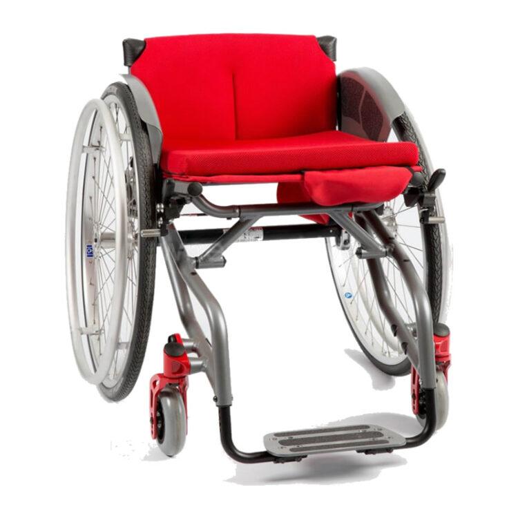 Manuel Tekerlekli Sandalye Meyra XR Aktif