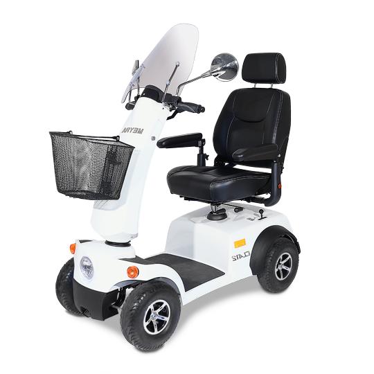 Akülü Elektromobil Scooter Meyra Cityliner 412