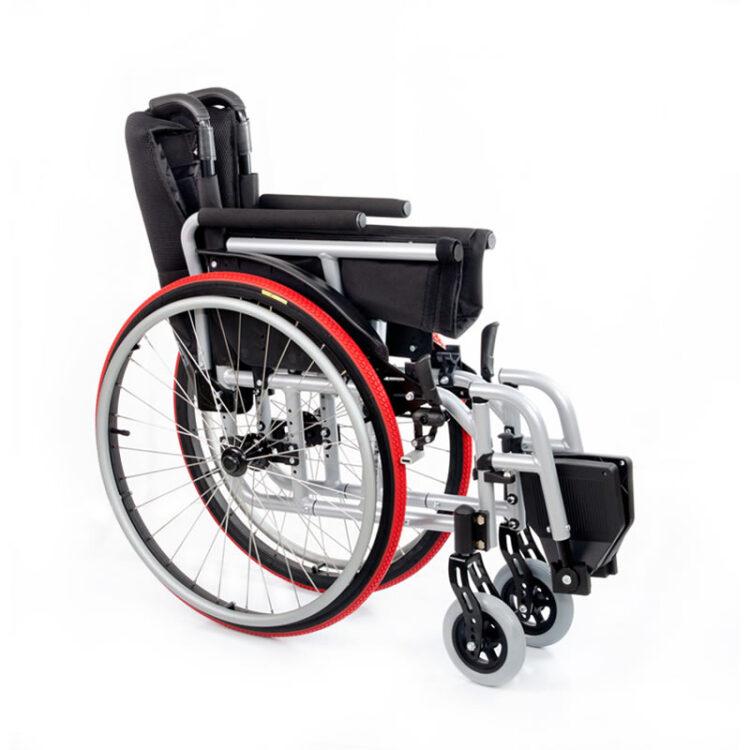Alüminyum Tekerlekli Sandalye Comfort Plus Active DM-315