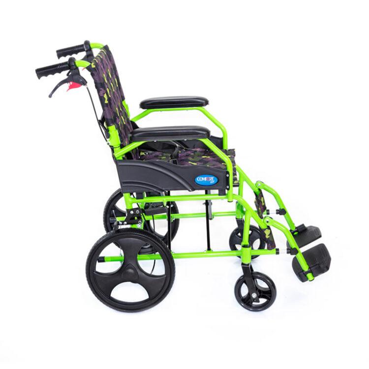 Alüminyum Tekerlekli Sandalye Comfort Plus KY863-12