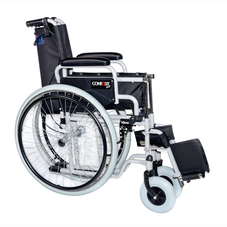 Özellikli Tekerlekli Sandalye Comfort Plus Centro DM312