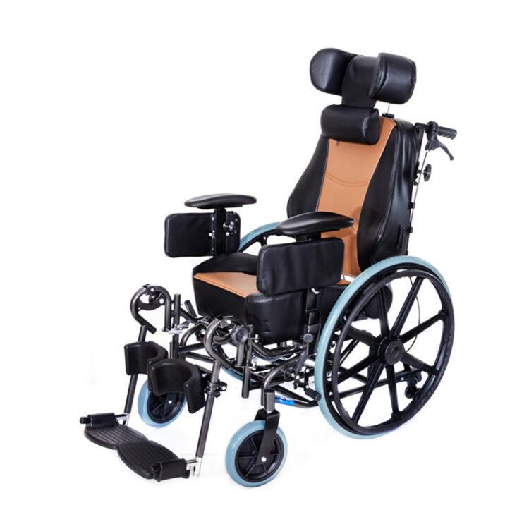 Tetrapleji Tekerlekli Sandalye Comfort Plus KY959BJ-43