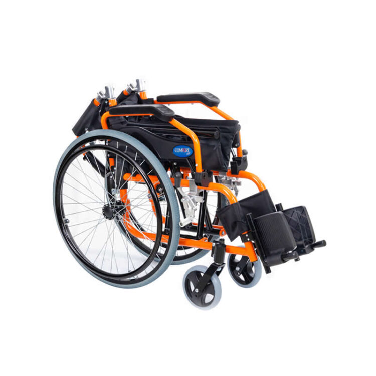 Çocuk Tekerlekli Sandalye Comfort Plus KY980LA-35