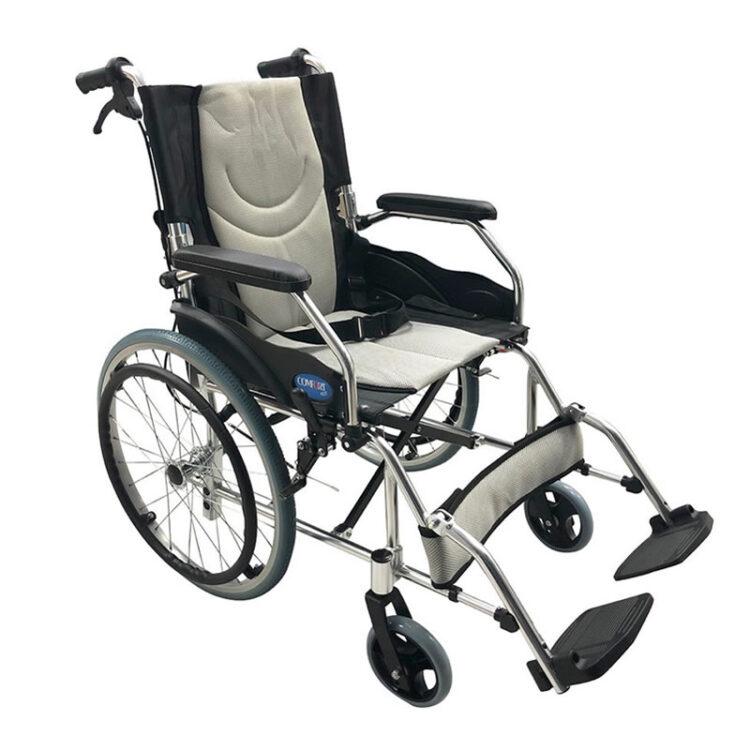 Alüminyum Tekerlekli Sandalye Comfort Plus KY863LAJ-A20