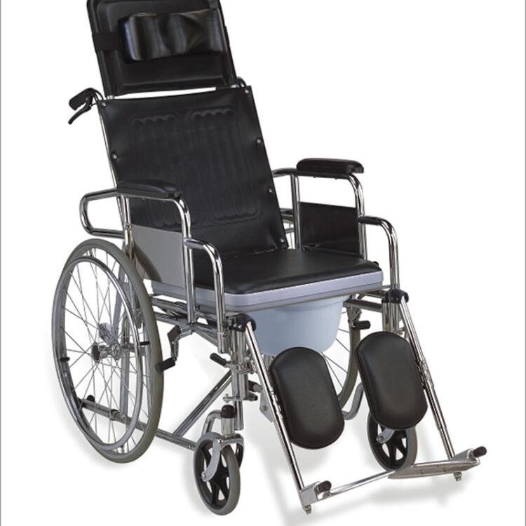 Özellikli Tekerlekli Sandalye Comfort Plus KY609GC