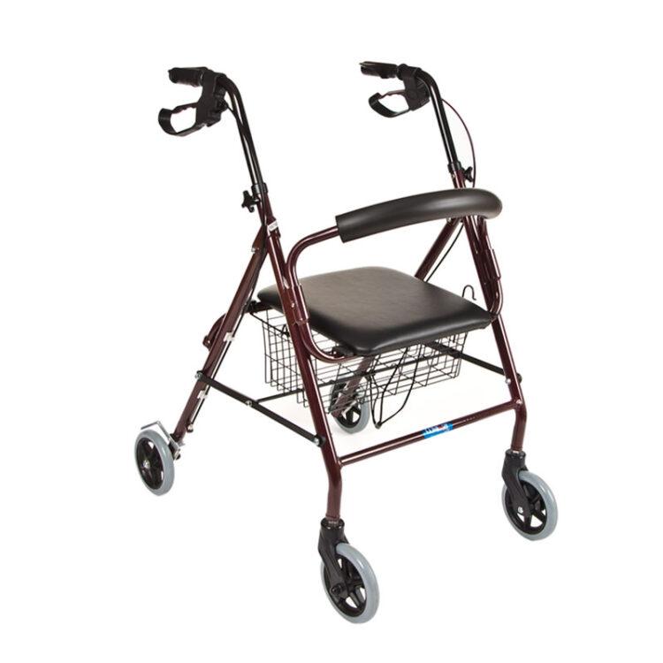 Tekerlekli Yürüteç Rölator Comfort Plus KY9144L