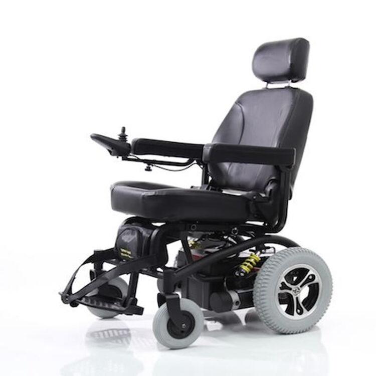 Akülü Tekerlekli Sandalye (Kaptan Koltuklu) SwemoQ100