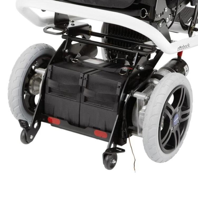 Akülü Tekerlekli Sandalye Ottobock A200