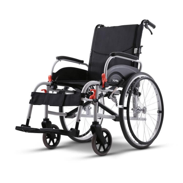 Manuel Tekerlekli Sandalye Soma Agile