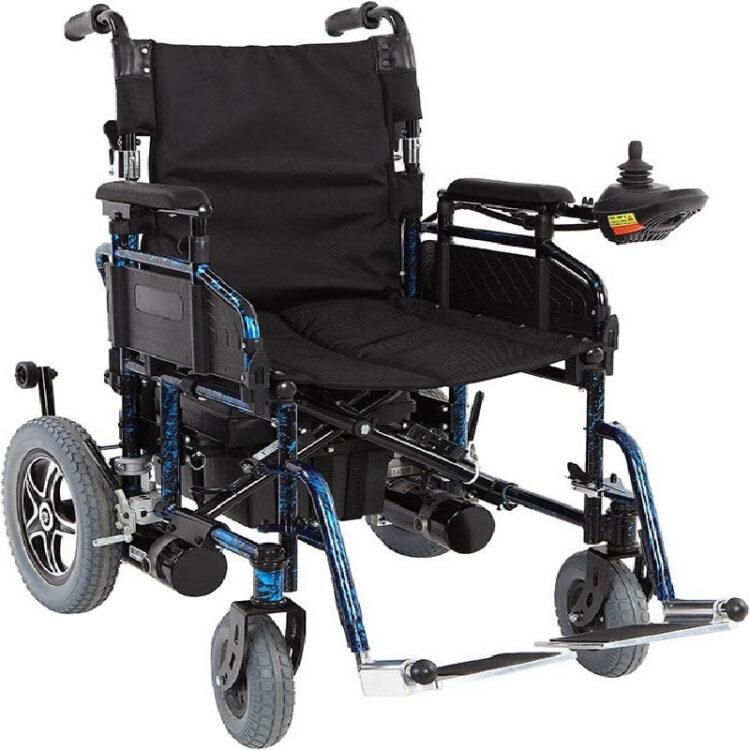 Akülü Tekerlekli Sandalye Jetty JT 101