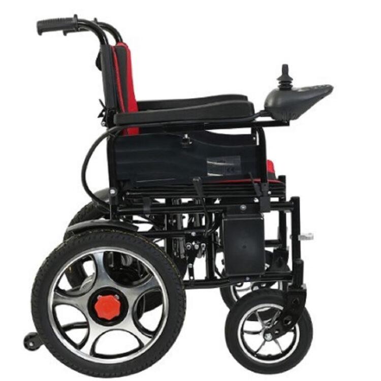 Akülü Tekerlekli Sandalye Jetty JT099