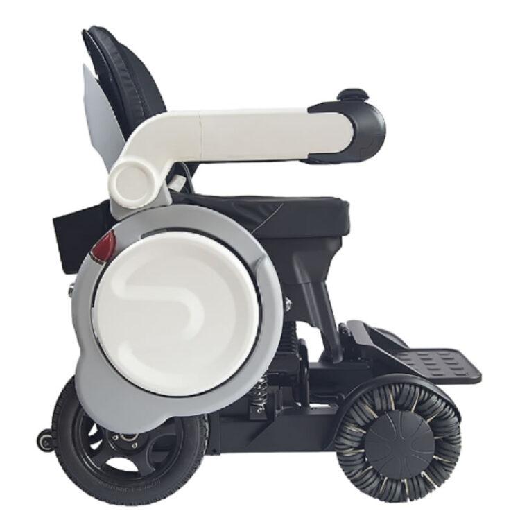 Akülü Tekerlekli Sandalye Scuba S250 Future