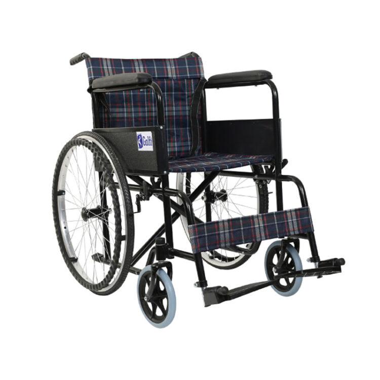 Ekonomik Tekerlekli Sandalye Golfi-2 Eko G100