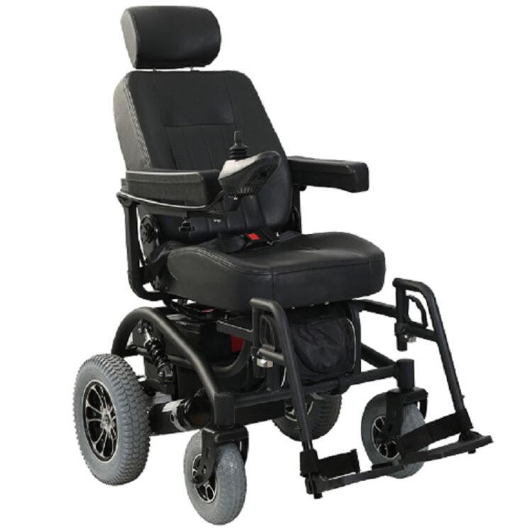 Fonksiyonel Akülü Tekerlekli Sandalye Scuba S190