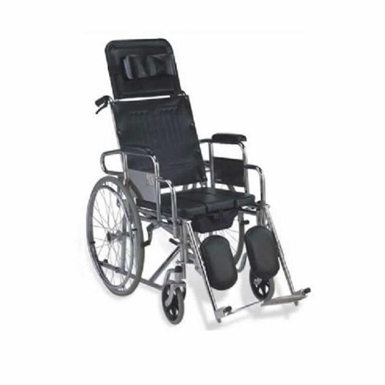 Lazımlıklı Wc Tekerlekli Sandalye Freely 608GC