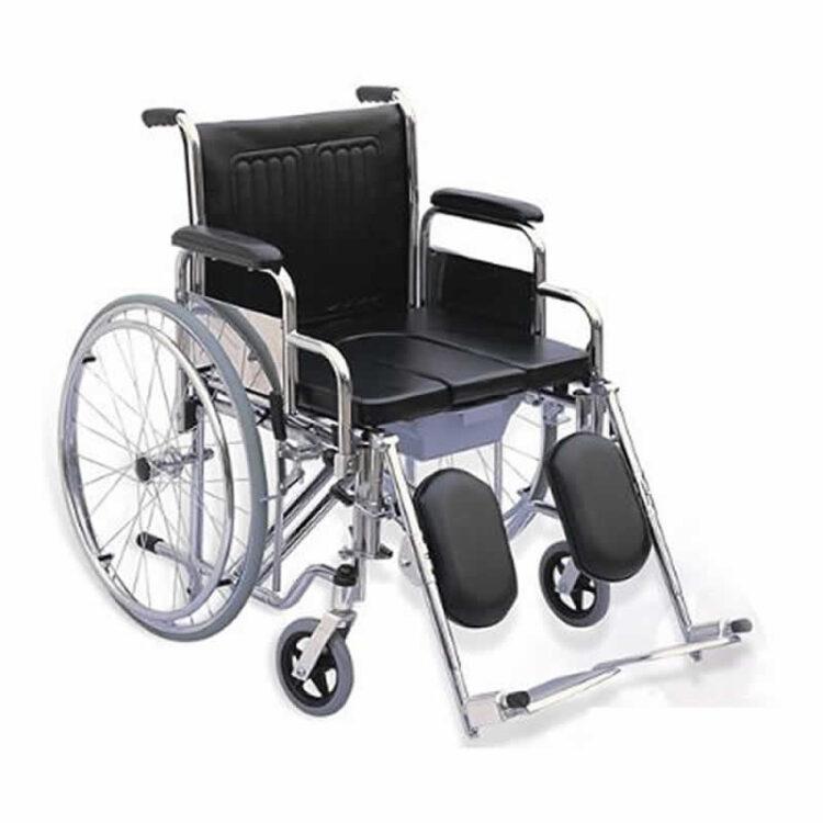 Lazımlıklı Wc Tekerlekli Sandalye Freely AS681
