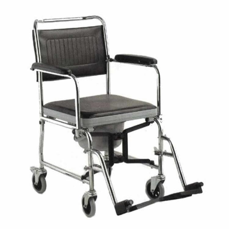 Lazımlıklı WC Tekerlekli Sandalye Freely AS689