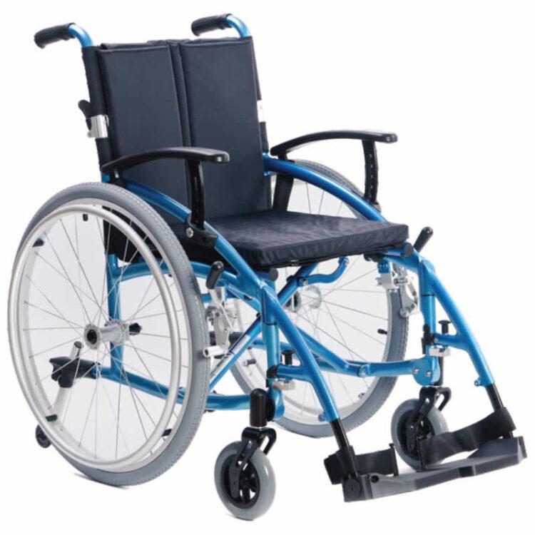 Manuel Tekerlekli Sandalye Rame K9AS