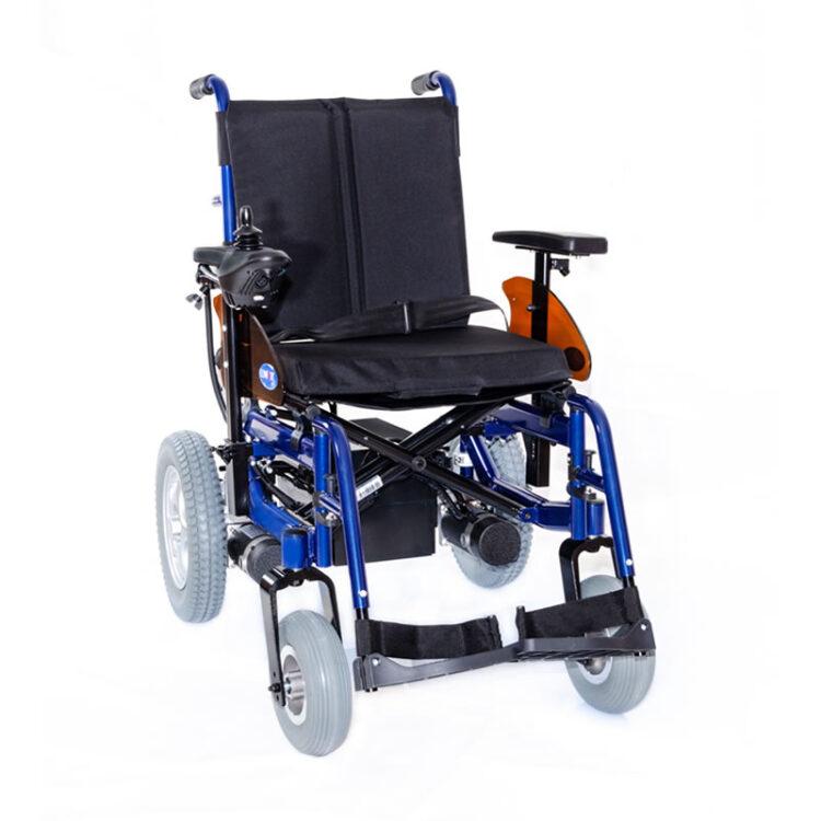 Akülü Sandalye Comfort Plus Allure