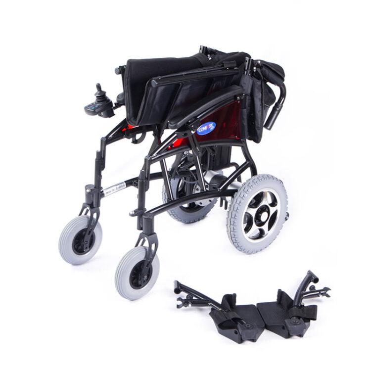 Akülü Sandalye Comfort Plus DM-4000 Pro