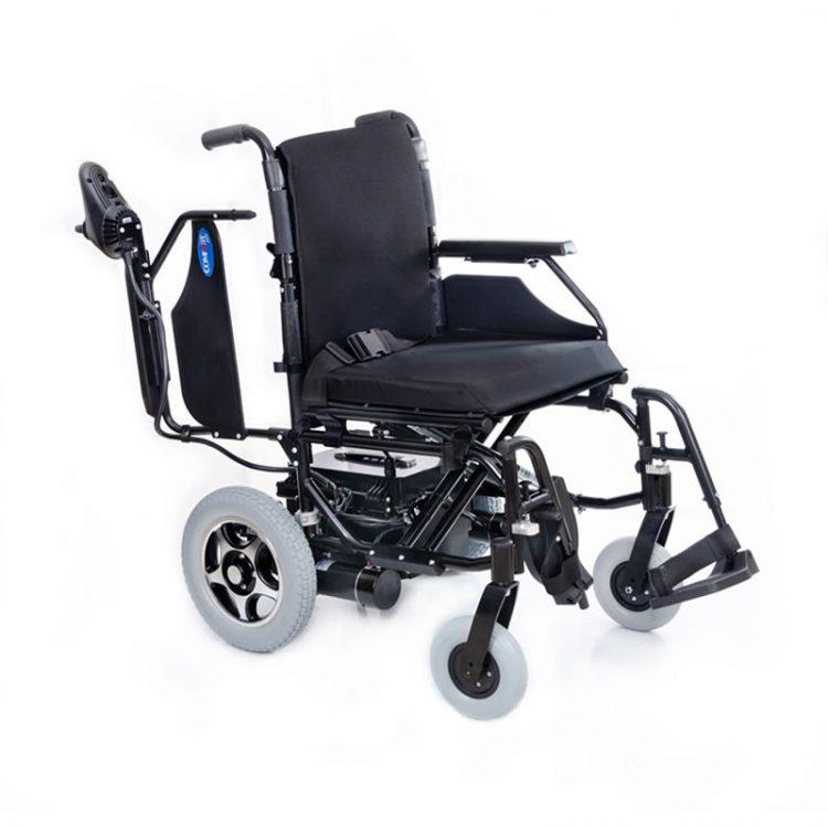 Akülü Sandalye Comfort Plus Escape LX