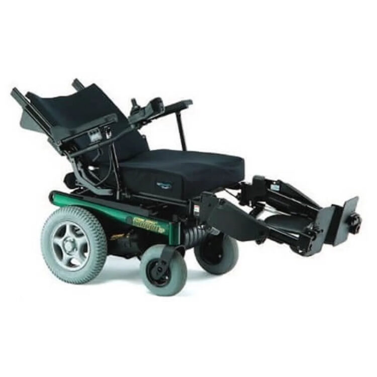 Akülü Tekerlekli Sandalye Invacare Storm 3