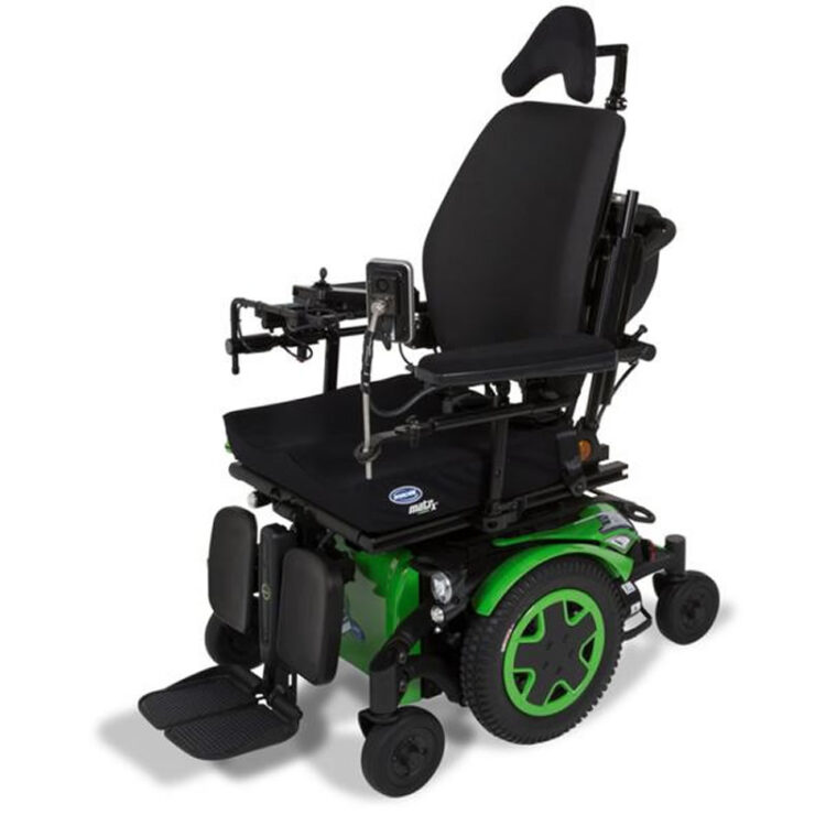 Akülü Tekerlekli Sandalye Invacare TDX SP2