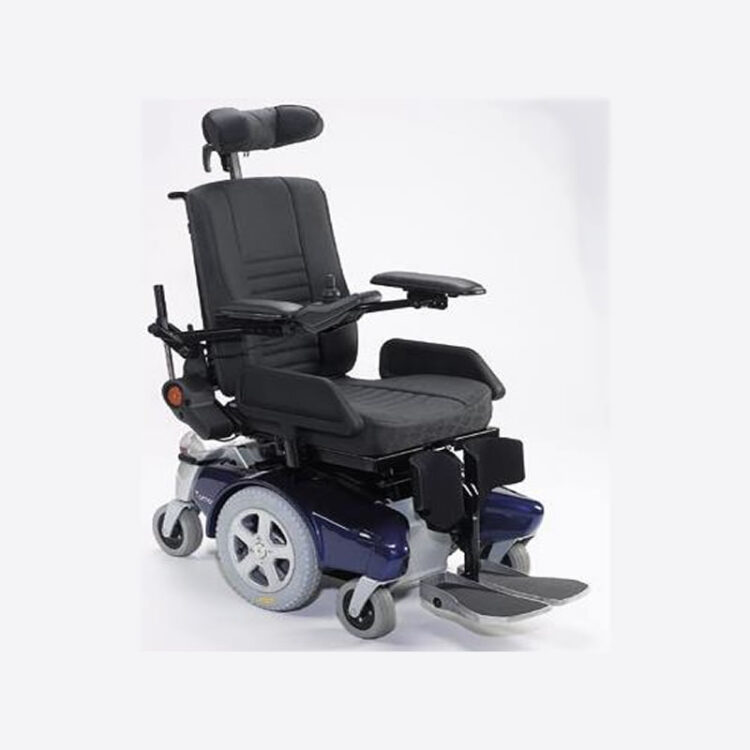 Akülü Tekerlekli Sandalye Invacare Tornado