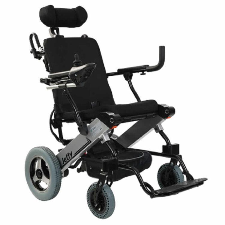 Akülü Tekerlekli Sandalye Jetty JT311