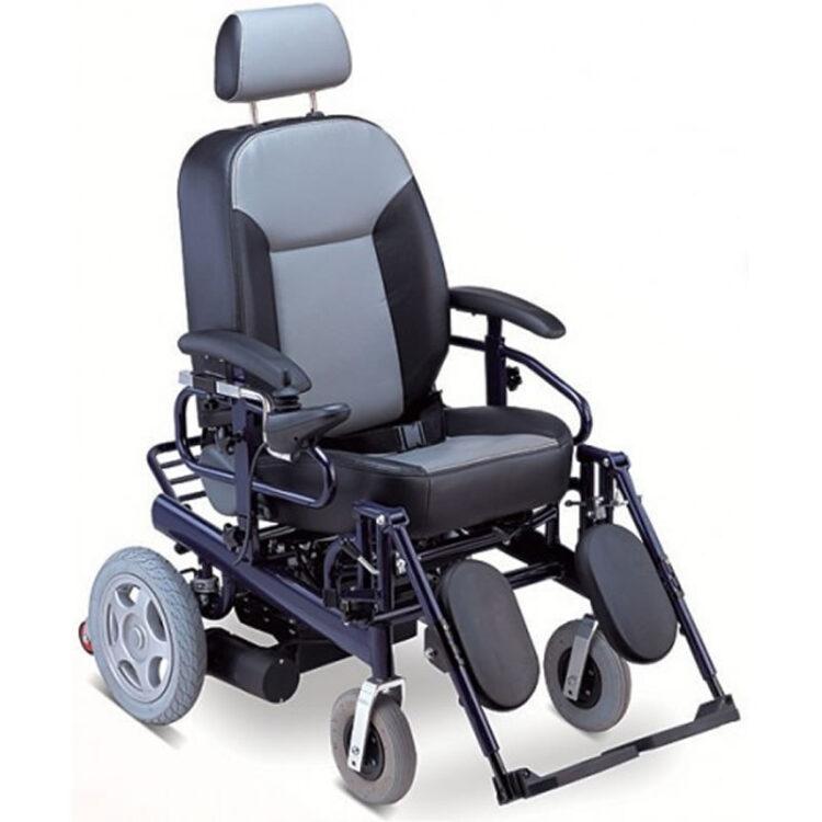 Akülü Tekerlekli Sandalye Leo Comfort 708
