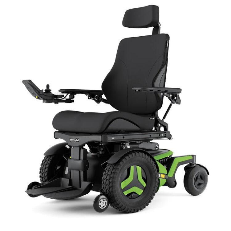 Akülü Tekerlekli Sandalye Permobil F3 Corpus