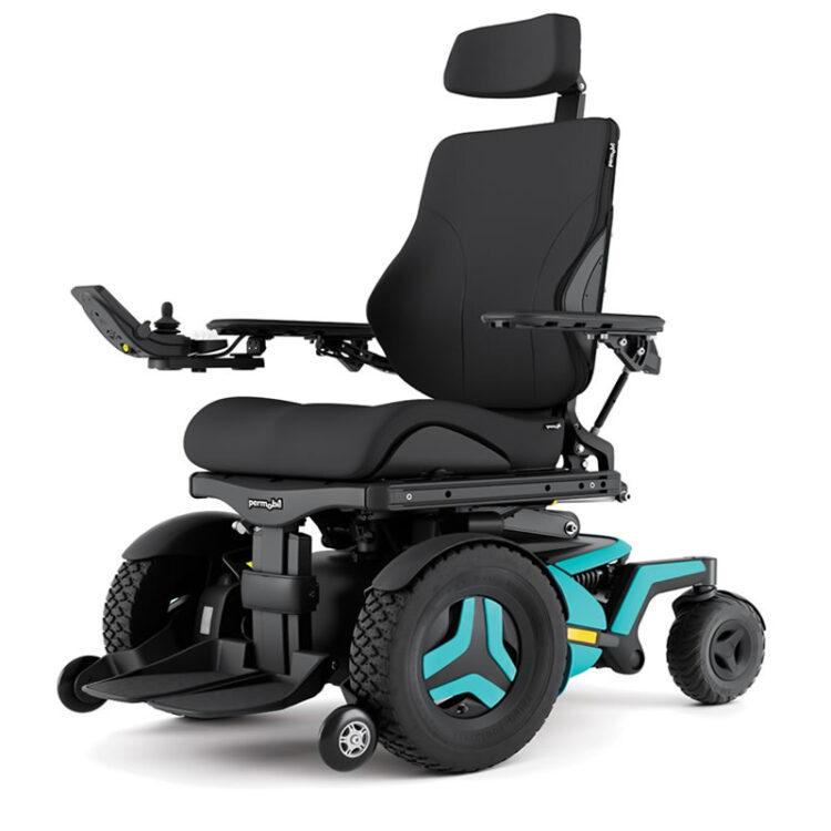 Akülü Tekerlekli Sandalye Permobil F5 Corpus