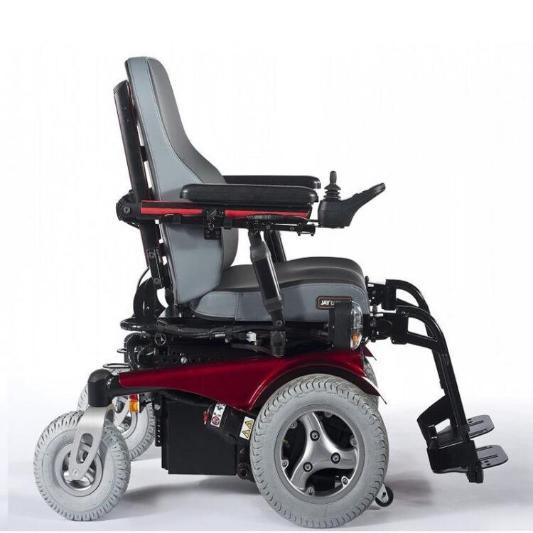 Akülü Tekerlekli Sandalye Quickie Jive F
