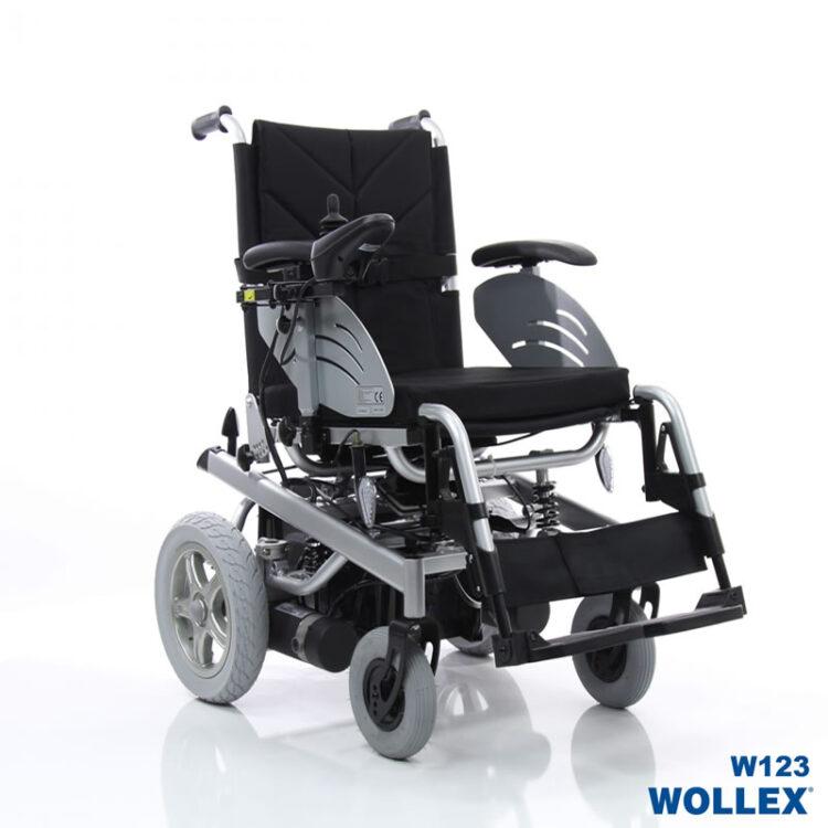 Akülü Tekerlekli Sandalye Wollex W123