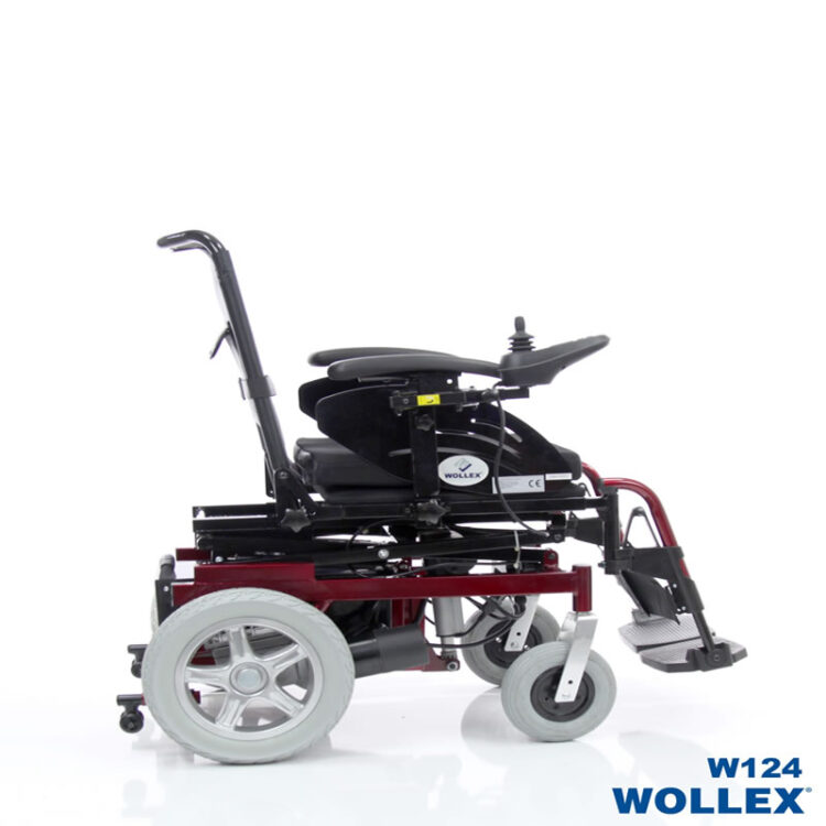 Akülü Tekerlekli Sandalye Wollex W124